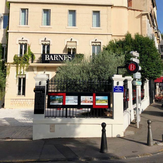 Agence immobilière de prestige BARNES MARSEILLE