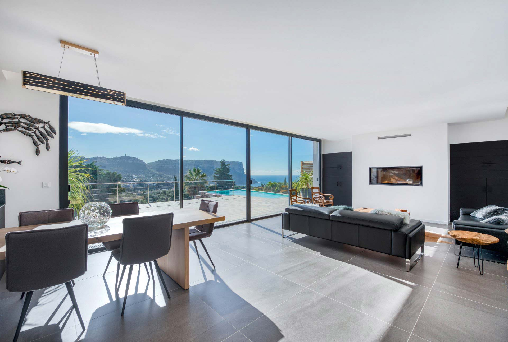 Cassis - France - House , 7 rooms, 4 bedrooms - Slideshow Picture 1