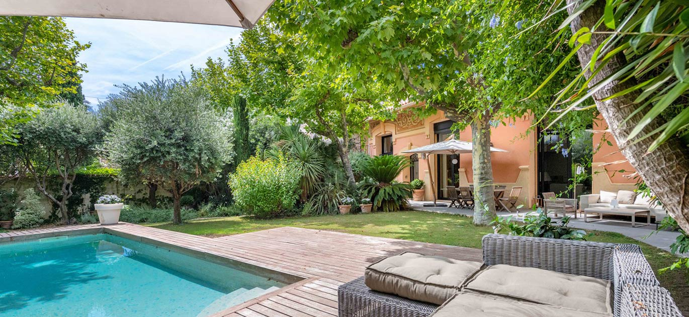 Marseille - France - House, 6 rooms, 5 bedrooms - Slideshow Picture 1