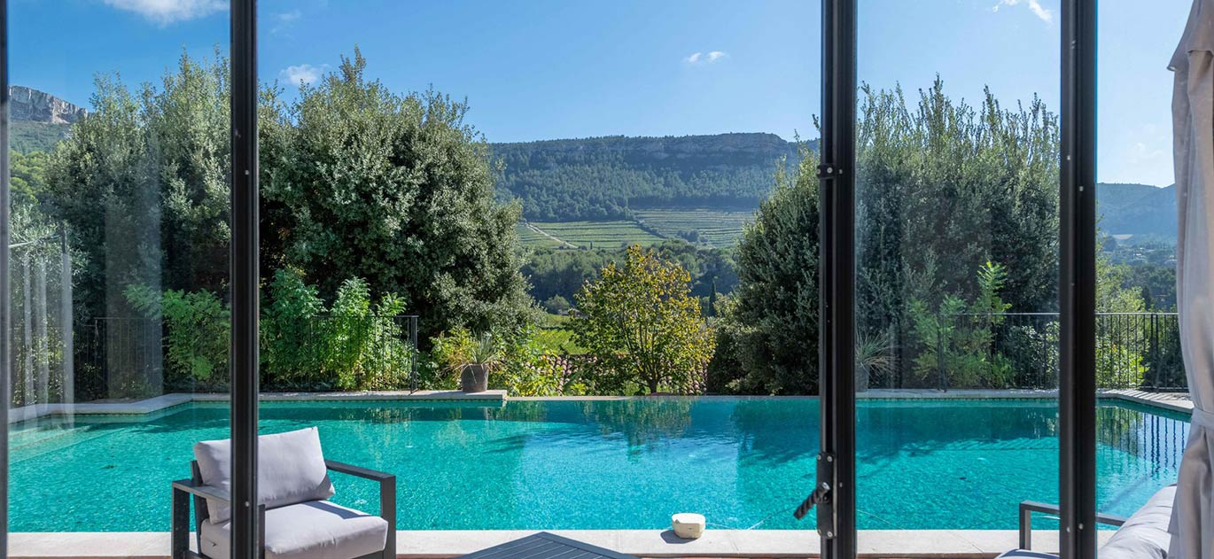 Cassis - France - House, 11 rooms - Slideshow Picture 2