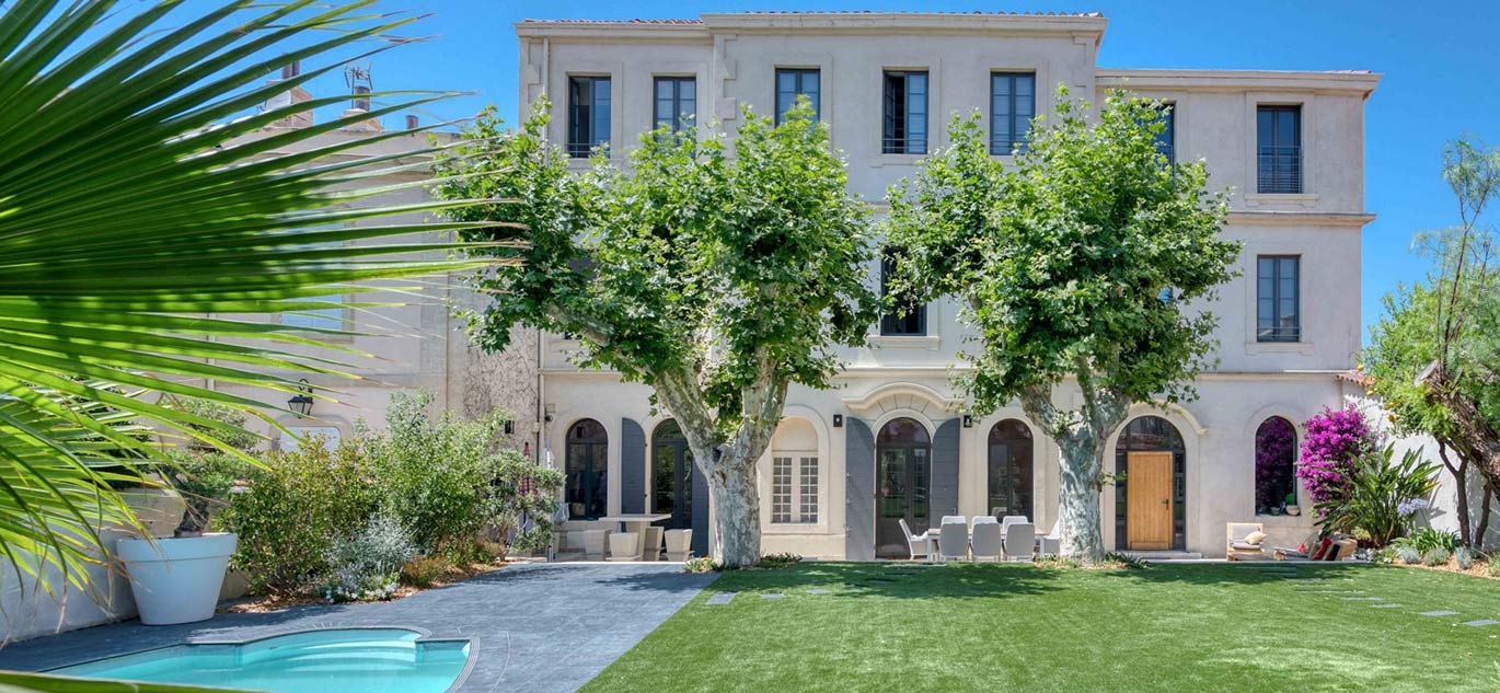 Marseille - France - Mansion, 12 rooms, 7 bedrooms - Slideshow Picture 5