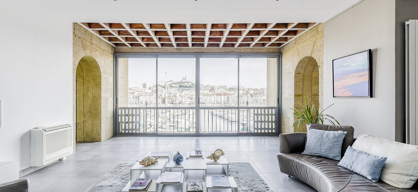 Marseille - France - Apartment, 5 rooms, 3 bedrooms - Slideshow Picture 3