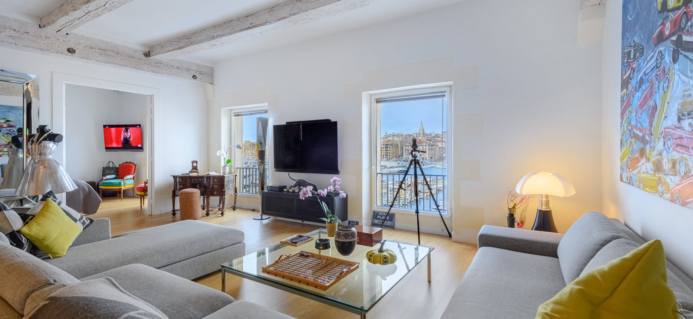 Marseille - France - Apartment, 2 rooms, 1 bedroom - Slideshow Picture 4