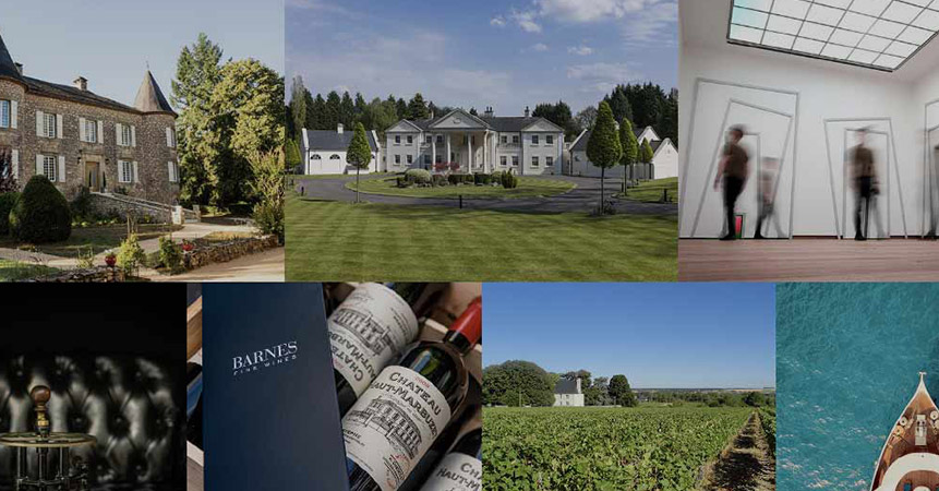 BARNES WELCOMES YOU FOR THE 1ST LUXURY PROPERTY SHOW