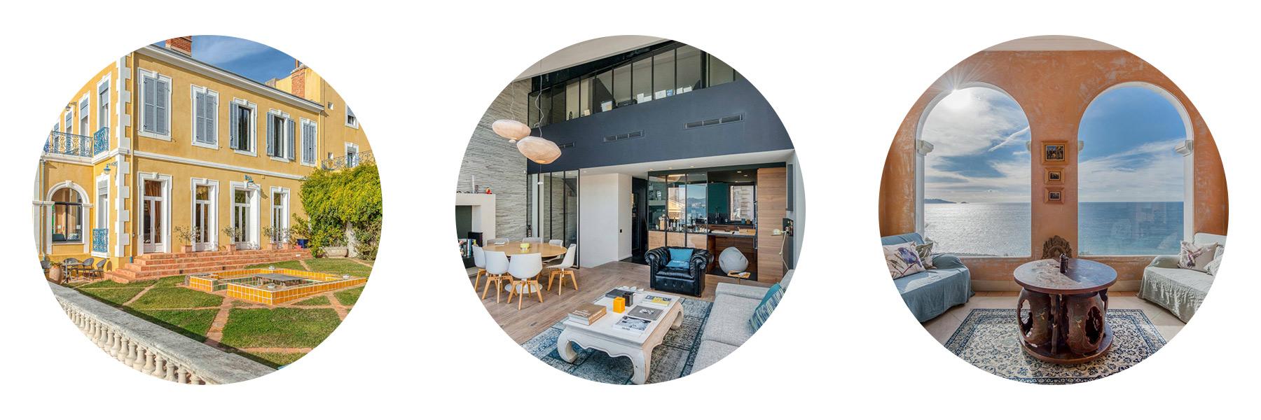 Immobilier de luxe en Provence